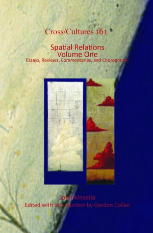 Cover Spatial Relations. Volume One