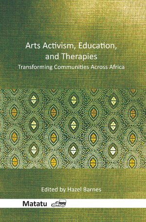 Cover Arts Activism, Education, and Therapies
