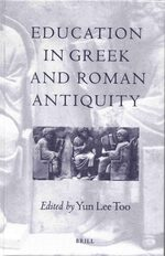 Cover Education in Greek and Roman Antiquity