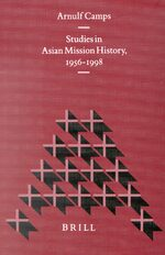 Cover Studies in Asian Mission History, 1956-1998