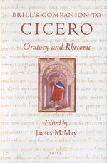 Cover Brill's Companion to Cicero