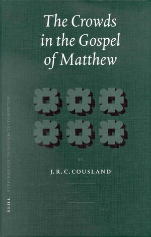 Cover The Crowds in the Gospel of Matthew