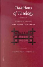Cover Traditions of Theology