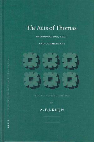 Cover The Acts of Thomas