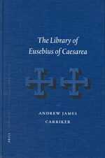 Cover The Catechism of Jerusalem in the Christian Palestinian Aramaic Version