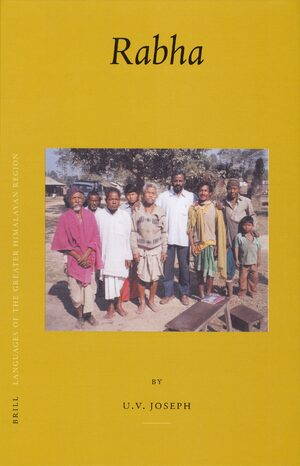 Cover Languages of the Greater Himalayan Region, Volume 1 Rabha