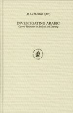Cover Investigating Arabic