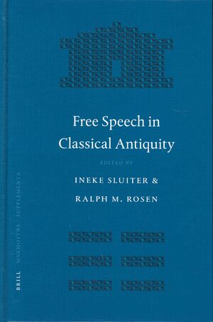 Cover Free Speech in Classical Antiquity