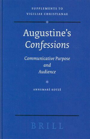 Cover Augustine's <i>Confessions</i>
