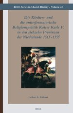 Cover Arminius, Arminianism, and Europe