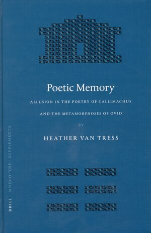 Cover Poetic Memory