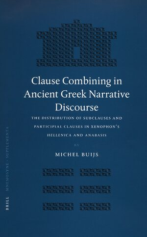 Cover Clause Combining in Ancient Greek Narrative Discourse