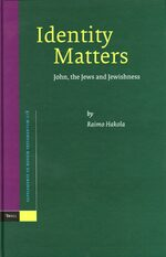 Cover The New Testament and Rabbinic Literature