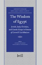 Cover The Wisdom of Egypt