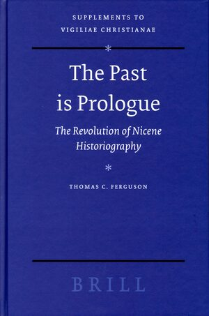 Cover The Past is Prologue