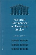 Cover Historical Commentary on Herodotus Book 6