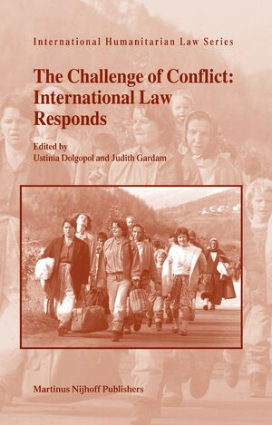 Cover The Challenge of Conflict: International Law Responds
