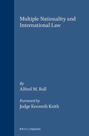Cover Multiple Nationality and International Law