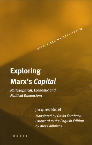 Cover Exploring Marx's <i>Capital</i>