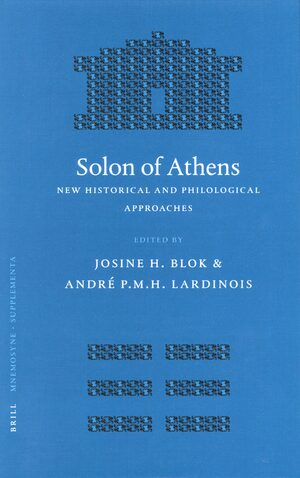 Cover Solon of Athens
