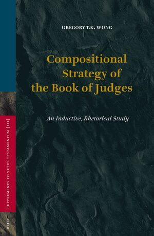 Cover Compositional Strategy of the Book of Judges