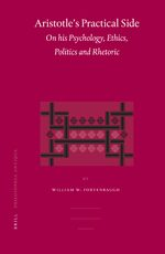 Cover Aristotle's Practical Side