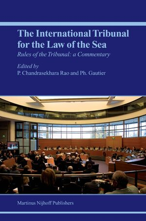The Rules of the International Tribunal for the Law of the Sea