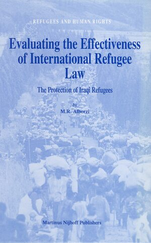 Cover Evaluating the Effectiveness of International Refugee Law