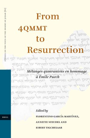 Cover From 4QMMT to Resurrection