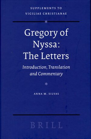 Cover Gregory of Nyssa: The Letters