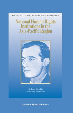 National Human Rights Institutions in the Asia-Pacific Region