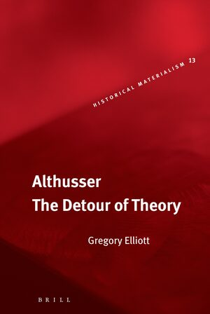 Cover Althusser