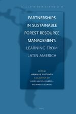 Cover Partnerships in Sustainable Forest Resource Management: Learning from Latin America