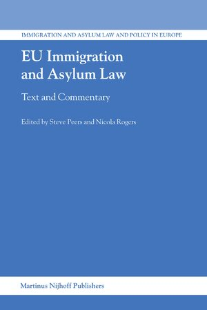 Cover EU Immigration and Asylum Law