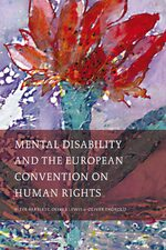 Cover Mental Disability and the European Convention on Human Rights
