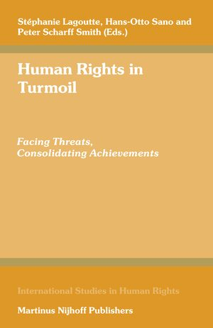 Human Rights in Turmoil