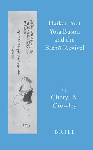 Cover Haikai Poet Yosa Buson and the Bashō Revival