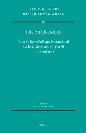 Cover Isis en Occident