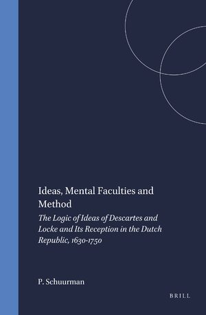Cover Ideas, Mental Faculties and Method