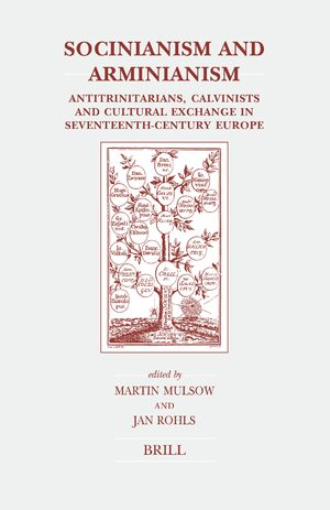 Cover Socinianism and Arminianism