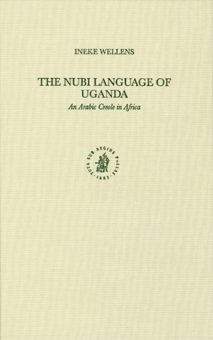 Cover The Nubi Language of Uganda