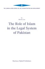 The Role of Islam in the Legal System of Pakistan