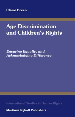 Cover Age Discrimination and Children's Rights