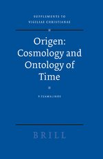 Origen — Cosmology and Ontology of Time