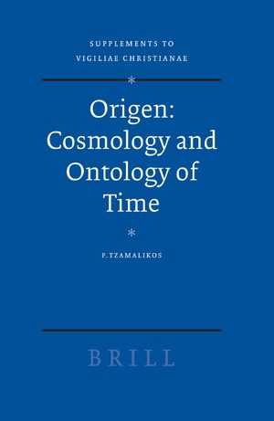 Cover Origen — Cosmology and Ontology of Time