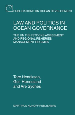 Cover Law and Politics in Ocean Governance
