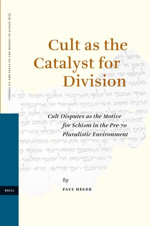 Cover Cult as the Catalyst for Division