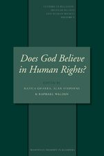 Cover Does God Believe in Human Rights?