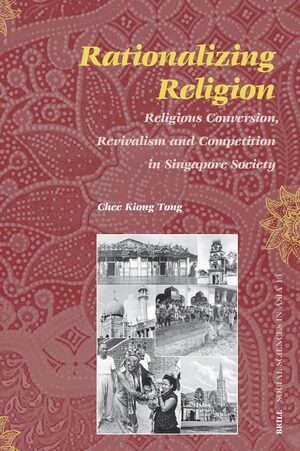 Cover Rationalizing Religion