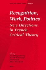 Cover Recognition, Work, Politics